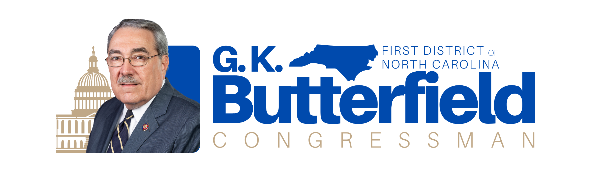 Representative G. K. Butterfield
