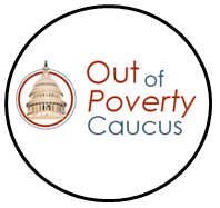 Out of Poverty Caucus Logo