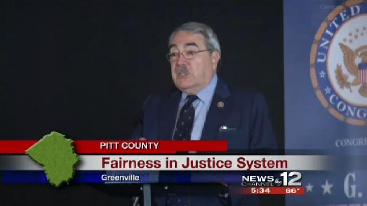 Butterfield Leads Discussion on Helping Those Previously Incarcerated