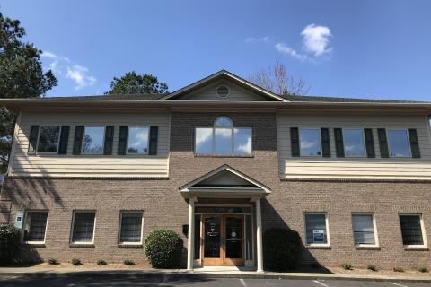 Our office in Durham, North Carolina
