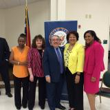 Rep. Butterfield Jobs and Justice Tour