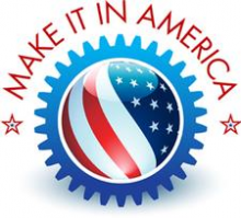Make it in America logo