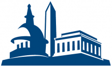 Logo of popular DC landmarks