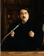 Congressman Butterfield in his time as a judge in North Carolina