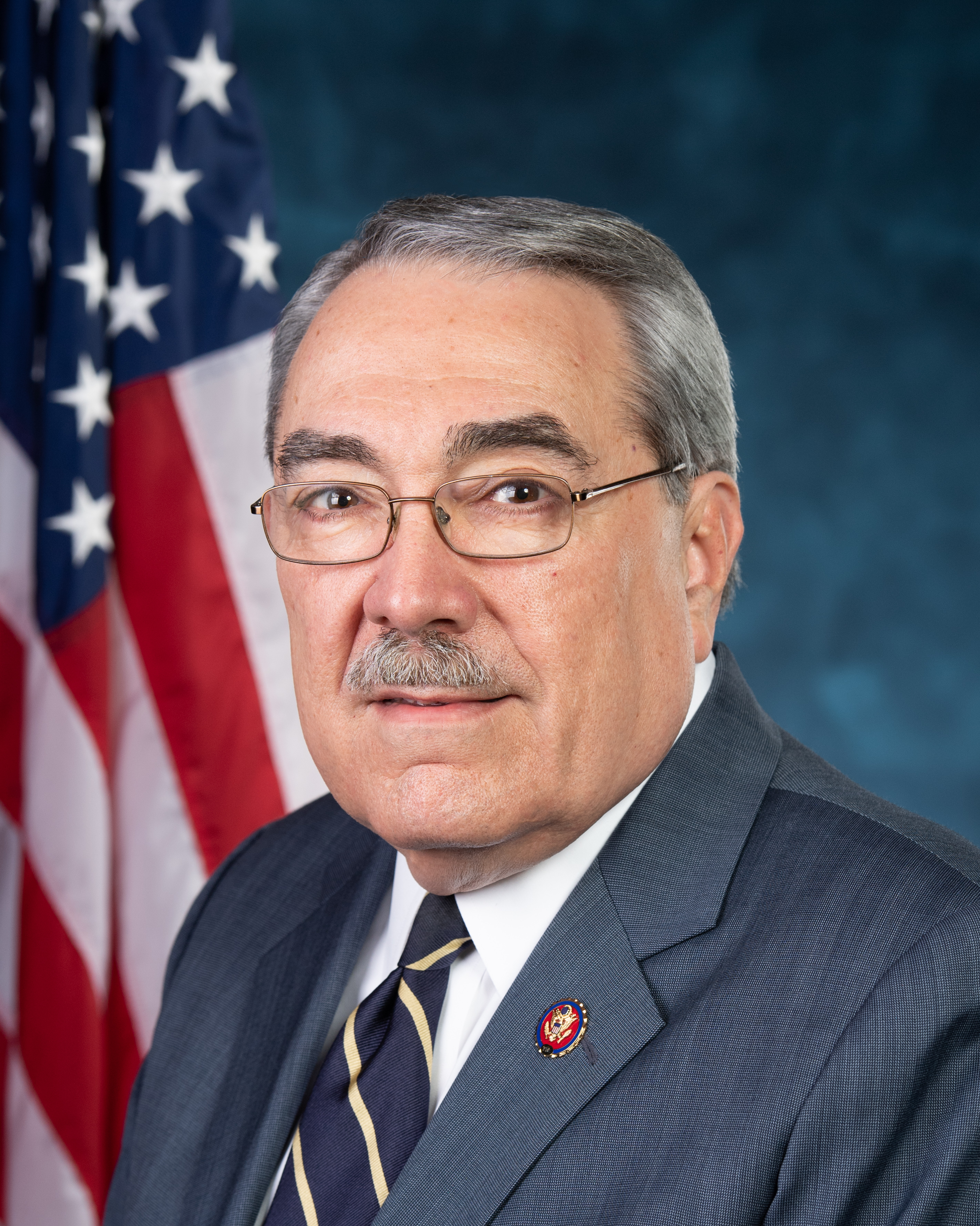 G. K. Butterfield - Official House Photo for the 116th Congress.