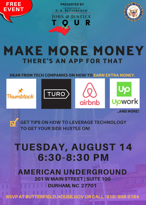 Make More Money: There's an App for That